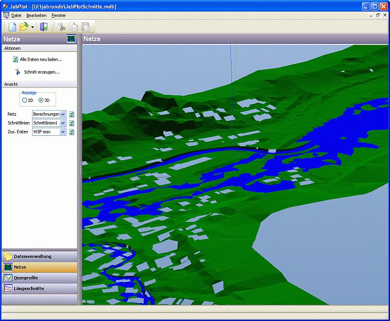 JabPlot 3D-View