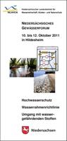 Vortrag beim Niedersächsischen Gewässerforum 2011