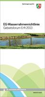 Gebietsforen 2013: Beteiligung der Öffentlichkeit an der Umsetzung der EU-WRRL
