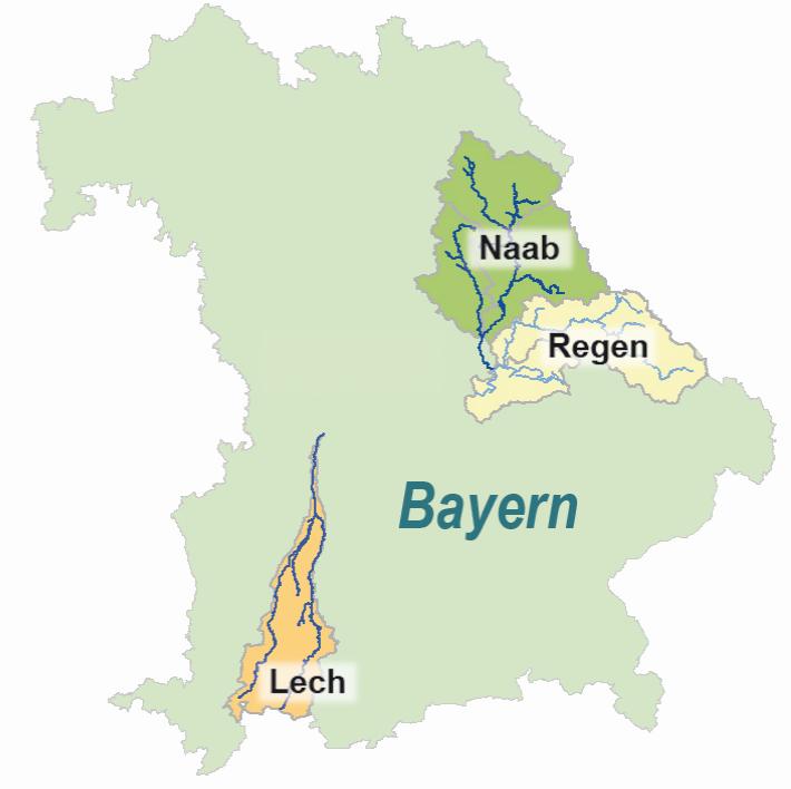 KarteBayern