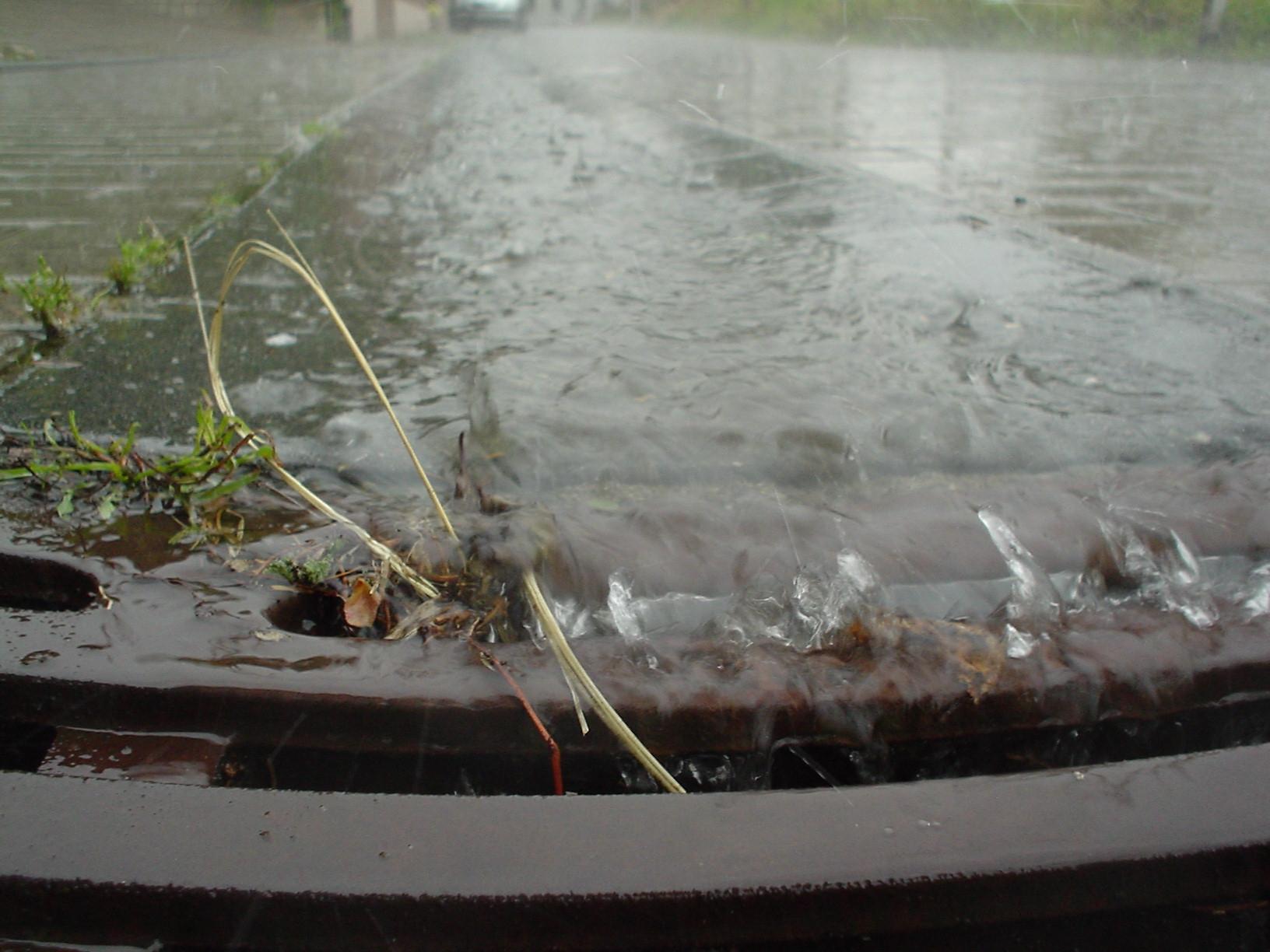 Niederschlagwasser