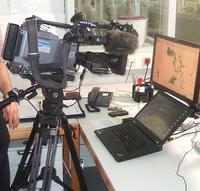 Starkregenereignisse Juli 2014 - WDR-Fernsehen stellt Hydrotec-Projekte vor