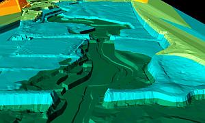 DGM Prognosezustand Gewässerentwicklung