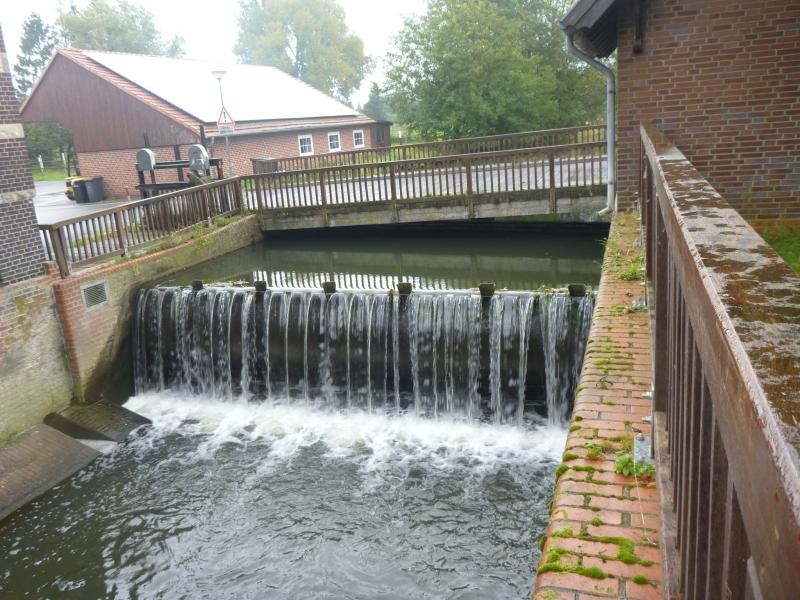 Wehr Berkel Coesfeld - im Rahmen der Gewässerentwicklung werden Sie umgestaltet.