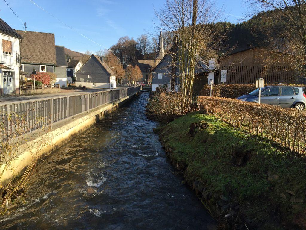 Hochwasserschutzkonzept Veischede