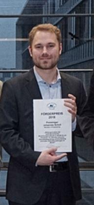 Aggerverband zeichnet Bachelor-Arbeit zu NASIM HDR aus