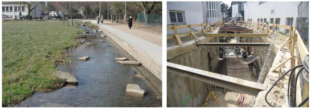 Hochwasserschutz für Bergisch Gladbach
