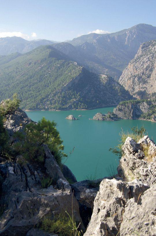 Vorhersagesystem für alpine Speicherseen