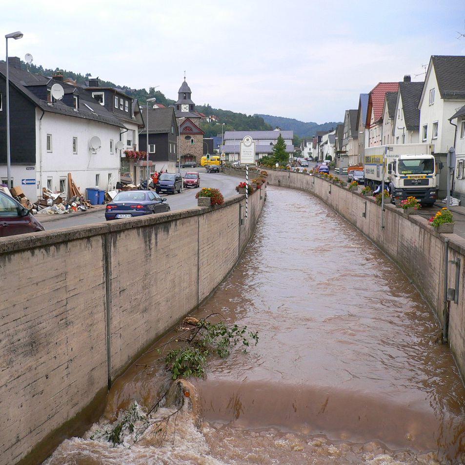 Fachtagung Hochwasserschutz in Hessen