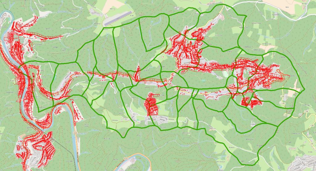 NASIM 5.0 Geodatenhaltung