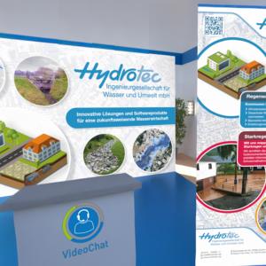 Hydrotec bei DWA-RegenwasserTage 2021