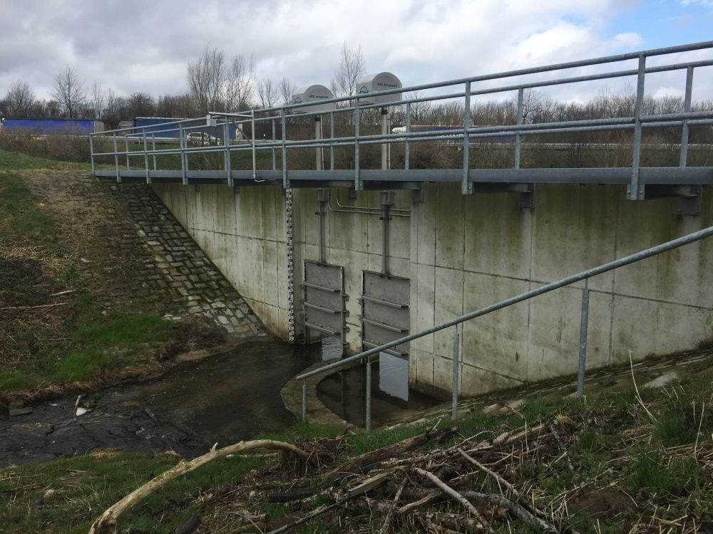 Veröffentlichung Optimierung Hochwasserrückhalt Oelde