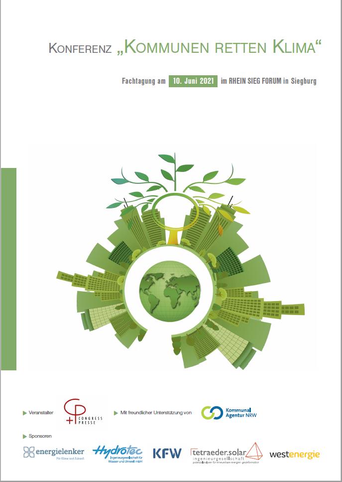 """Konferenz """"Kommunen retten Klima"""""""