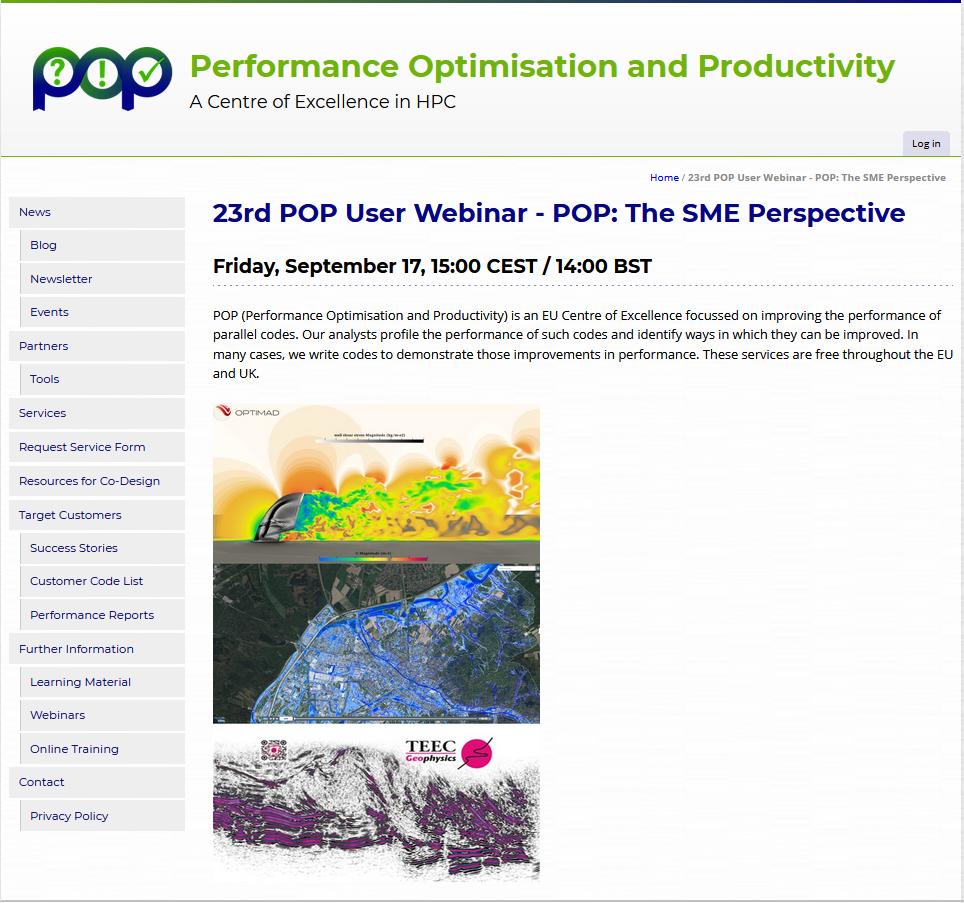 High Performance Computing in der 2D Modellierung